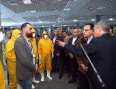 """رئيس غرفة التجارة الإيطالية: مصر نموذج للالتزام بـ""""طوارئ كورونا"""" مع استمرار الإنتاج"""
