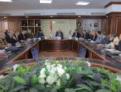 الموافقة على 46 طلب تقنين جديد لأراضي أملاك الدولة ببني سويف