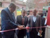 رئيس جامعة بني سويف يفتتح وحدة الرعاية المركزة الجديدة ووحدة طوارئ الباطنة بالمستشفى الجامعي