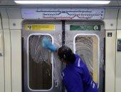 شركة مترو الأنفاق : 1400 رحلة تعمل على الخطوط الثلاث