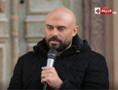 """أحمد صلاح حسنى لـ""""عين"""": أى دور بعمله بكون بطل فيه وكل خطوة هى بطولة"""