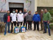 """حزب الحرية المصرى بالمنوفية يطلق حملة """"صحتك تهمنا"""" للتوعية بفيروس كورونا"""