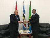 وزير الخارجية فى تنزانيا لتسليم رسالة من الرئيس السيسى حول ملف سد النهضة