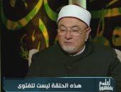 فيديو.. خالد الجندى: خطبة الجمعة يمكن تكون فى دقيقتين فقط