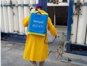 """""""غازتك"""" تتخذ إجراءات وقاية لحماية العاملين بمواقع العمل من فيروس كورونا"""