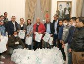 """قيادات حزب الوفد يستعدون لإطلاق حملة """"إغاثة"""" لمواجهة فيروس كورونا"""