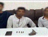 القبض على عاطلين بتهمة قتل مسجل خطر بسبب المخدرات فى قنا