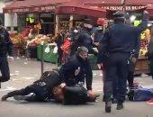 العفو الدولية تندد بعنف الشرطة الفرنسية وإدانة 400 آلاف متظاهر بدون تهم