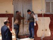 صور.. محافظ سوهاج : غلق 74 مركزا للدروس الخصوصية و39 حضانة وضبط 664 شيشة