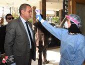"""أعضاء مجلس النواب يشيدون بالإجراءات الاقتصادية للدولة المصرية لمواجهة تداعيات """"كورونا"""" أحمد سمير : تميزت بسرعة الاستجابة والشفافية ..""""صناعة البرلمان"""": أول مرة نجد إدارة أزمة حقيقية بشكل احترافى"""