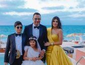مفيش أحلى من لمة العيلة.. زوجة ماجد المصرى تتحدث عن نعمة الأمومة فى رسالة مؤثرة
