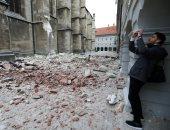 زلزال بقوة 6.4 درجة يضرب أقصى غربى الصين