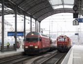 سويسرا تخفض خدمات وسائل النقل العمومى كجزء من تدابير مكافحة فيروس كورونا