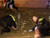 السماء تمطر يورو.. الشرطة الهولندية تحقق فى جريمة سطو وحريق غريبة
