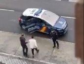 الشرطة الإسبانية تعتقل يوتيوبر شهير بعد فيديو قيادة سيارة بسرعة هائلة