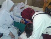 صحة الشرقية: تطعيم مليون و92 ألف طفل بالحملة القومية ضد الحصبة الألمانى