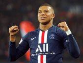 مبابي يخطر باريس سان جيرمان برحيله نهاية الموسم الجارى