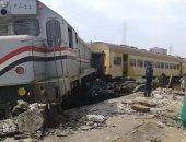 وزير النقل يكلف بتشكيل لجنة للتحقيق فى حادث تصادم قطار الدقهلية