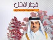 قطر تسجل 687 إصابة جديدة بكورونا والإجمالى يتجاوز الـ14 ألف مصاب