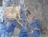 تفاصيل ضبط مصنع لإنتاج المستلزمات الطبيبة بدون ترخيص بقرية بالشرقية