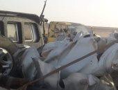"""مصدر ليبى لـ""""اليوم السابع"""": إسقاط طائرة تركية مسيرة جنوب البلاد"""