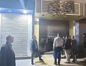 التنمية المحلية تعلن غلق 23 ألفا و900 محل ومقهى مخالف للمواعيد الجديدة