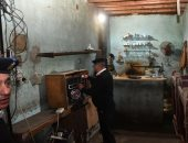 ضبط مقهى يعمل خلسة أثناء فترة الحظر في إدفو شمال أسوان
