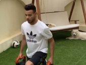 10 أرقام لمسمار الكرة المصرية الجديد نبيل دونجا هدف الأهلى والزمالك القادم