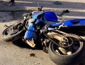 """إصابة 5 أشخاص فى حادث تصادم دراجتين بخاريتين بـ""""زراعى البحيرة"""""""