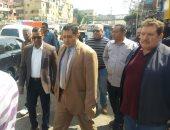 حملات على المخابز ومنافذ السلع للتأكد من توافرها وثبات أسعارها بشمال القاهرة