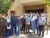 حملات مفاجئة على المستشفيات فى الشرقية لمتابعة إجراءات كورونا