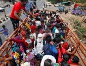 الهند.. ثلث المتنقلين بين المدن يحملون كورونا