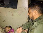 فيديو..الجيش الليبى يتصدى لهجوم الميليشيات على قاعدة الوطية وتحتجز مرتزق سورى