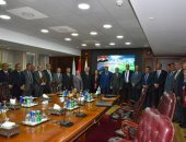 رئيس غاز الأقاليم: بدء تنفيذ أعمال توصيل الغاز لمدينة العلمين الجديدة باستثمارات 3 مليارات جنيه