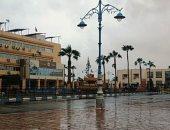 الأرصاد تكشف خريطة الأمطار بمحافظات الجمهورية غدا