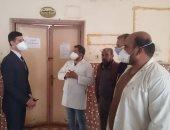 نائب محافظ القليوبية يتفقد مستشفى 23 يوليو لمتابعة جاهزيتها لمكافحة العدوى