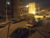 قارئ يرصد حظر التجوال فى الحى الثالث بالقاهرة الجديدة وخلوه من المارة