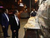 فيديو وصور.. محافظ المنوفية يتابع تنفيذ قرارات مجلس الوزراء بشوارع شبين الكوم