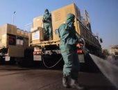 فيديو ..القوات المسلحة ترفع كفاءة عدد من المدن الجامعية لاستخدامها أماكن حجر صحى