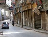 أمن القليوبية ينفذ غلق 13 محلا بشبرا الخيمة اخترقوا قرار الحظر منذ تطبيقه