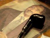 """قصة إهداء جيهان السادات """"بايب"""" الرئيس لأحمد زكى لتجسيد شخصيته"""