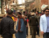 رئيس مدينة منوف: غلق سوق المقلة منعا للتزاحم بسبب فيروس كورونا .. صور