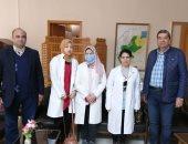 تجهيز فرق طبية من جامعة الزقازيق لمتابعة المخالطين لمصابى كورونا