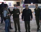 """الأمن يفض حفل زفاف أثناء حظر التجوال لمواجهة """"كورونا"""" بالشرقية"""