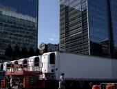 ولاية كاليفورنيا تحذر من مواجهة لوس أنجلوس نفس مصير نيويورك خلال 5 أيام