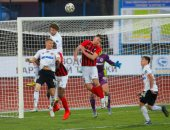 صور.. إقامة مباراة كرة قدم فى روسيا البيضاء بحضور جمهور رغم تفشى كورونا