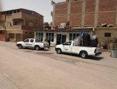 شرطة المرافق بالغردقة تحرير محضر لصاحب كافتيريا لخرقة قرار مجلس الوزراء