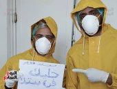 مدير مستشفيات جامعة القاهرة: الأطقم الطبية تلقوا دعما من السيسى لمواجهة كورونا