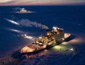 100 عالم عالق على متن سفينة أبحاث فى القطب الشمالى بسبب كورونا