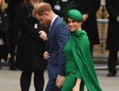 كيف استقبلت الملكيات الربيع قبل تفشى كورونا؟ الأخضر منحهن أجمل الإطلالات